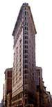 Flatiron Building, New York, home of St. Martin's Press