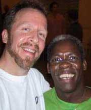 Mamady Keita & Larry Swanson